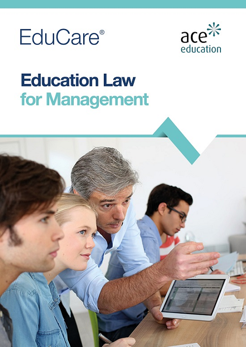 Education Law for Management course