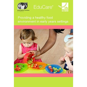 New online training course developed with the Early Years Nutrition Partnership