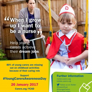 Young Carers Awareness Day 2017