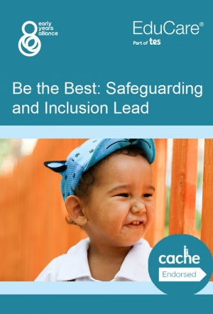 Be the Best: Safeguarding and Inclusion Lead (Early Years)