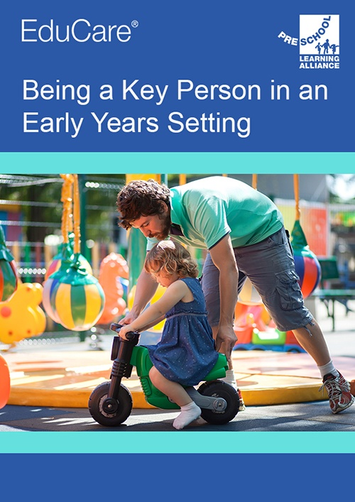 Being a Key Person in an Early Years Setting