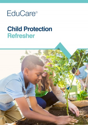 Child Protection – Refresher