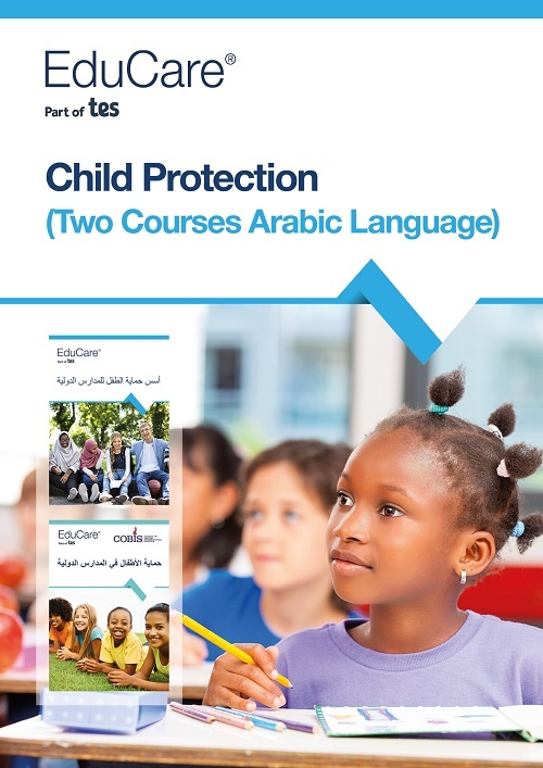 Child Protection for International Schools: Arabic language bundle