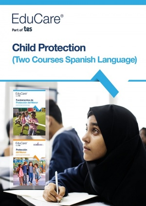 Child Protection for International Schools: Spanish language bundle