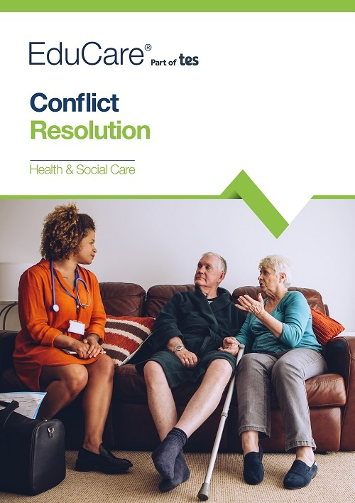 Conflict Resolution in Health and Social Care