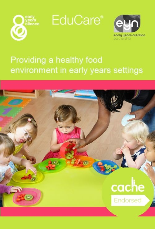 Providing a Healthy Food Environment in Early Years Settings
