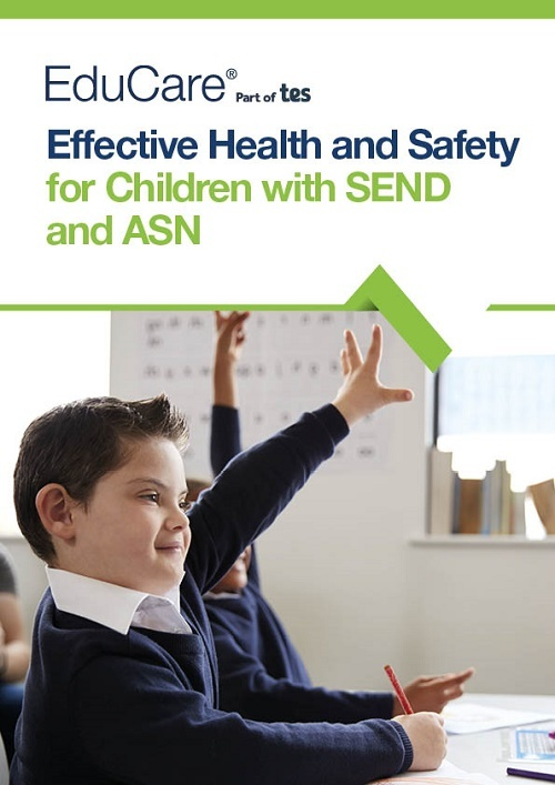 Effective Health and Safety for Children with SEND and ASN Online Course