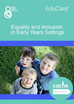 Equality and Inclusion in Early Years Settings