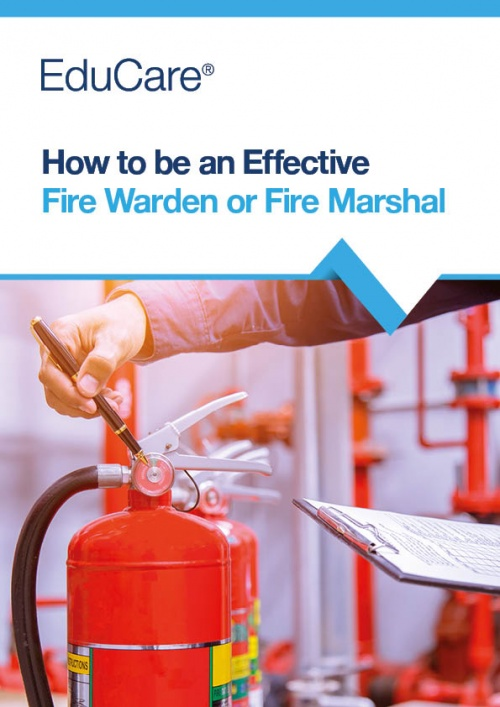 How to be an Effective Fire Warden or Fire Marshal