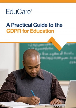 A Practical Guide to the GDPR for Education