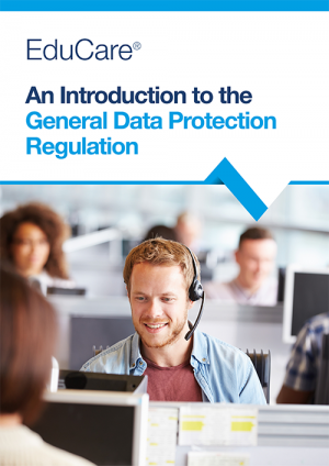 An Introduction to the General Data Protection Regulation