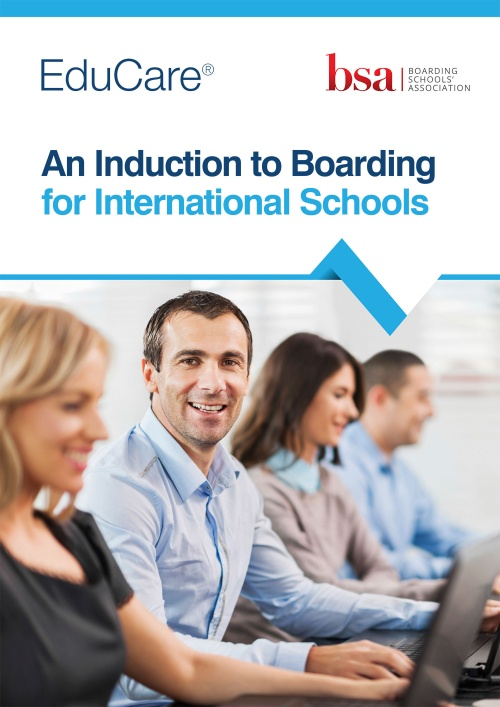 An Induction to Boarding for International Schools
