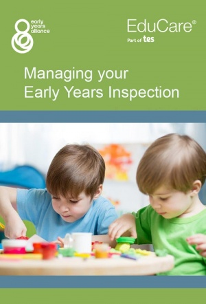 Managing your Early Years Inspection