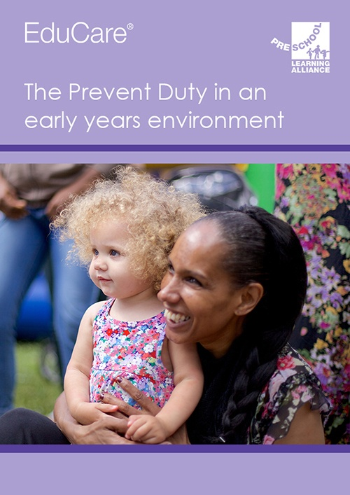 The Prevent Duty in an Early Years Environment