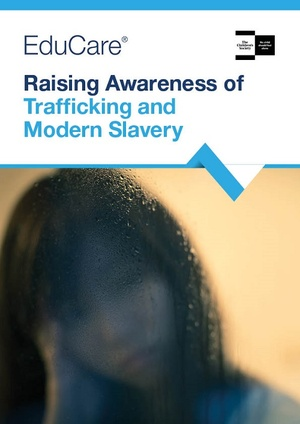 Raising Awareness of Trafficking and Modern Slavery