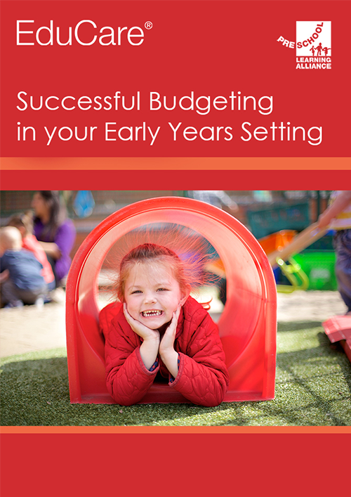 Successful Budgeting in your Early Years Setting