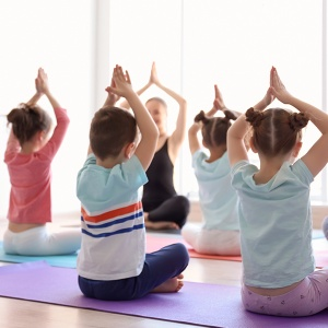 Introduction to Yoga with Young Children