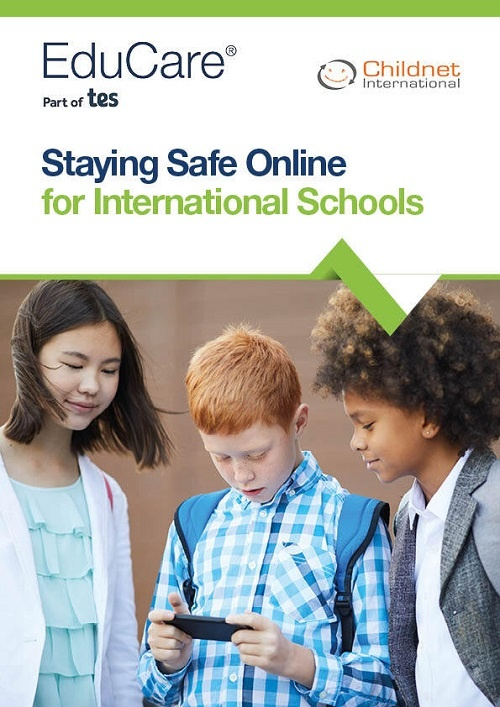 Staying Safe Online for International Schools