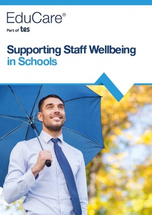 Supporting Staff Wellbeing in Schools Online Course
