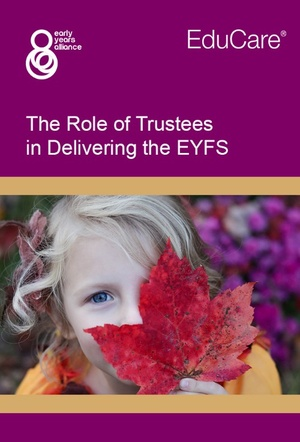 The Role of Trustees in Delivering the EYFS