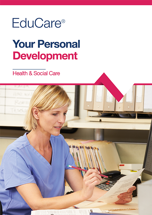 Your Personal Development in Health & Social Care