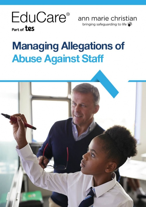 Managing Allegations of Abuse Against Staff