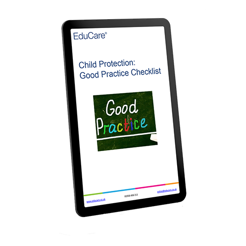 Child Protection: Good Practice Checklist