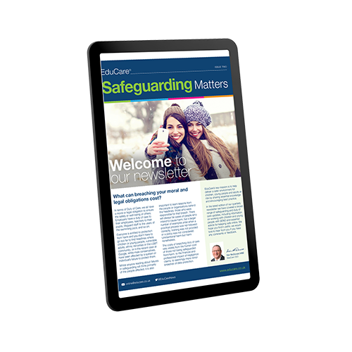 Safeguarding Matters Issue 2